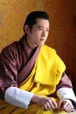 King Khesar (pronounced Gesar) is the eldest son of the fourth and previous Dragon King of Bhutan, Jigme Singye Wangchuck, and his father's third wife, Queen (Ashi) Tshering Yangdon.<br/><br/>  After completing his higher secondary studies from Yangchenphu Higher secondary school, Bhutan, Khesar studied abroad at Phillips Academy (Andover, Massachusetts), Cushing Academy and Wheaton College in Massachusetts, United States, before graduating from Magdalen College, University of Oxford, United Kingdom, where he completed the Foreign Service Programme and International Relations.<br/><br/>  In December 2005, King Jigme Singye Wangchuck announced his intention to abdicate in his son's favour in 2008, and that he would begin handing over responsibility to him immediately. On 14 December 2006, the king abdicated and transferred the throne to Jigme Khesar Namgyel Wangchuck who was officially crowned on 6 November 2008.